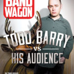 February 2017 – Todd Barry